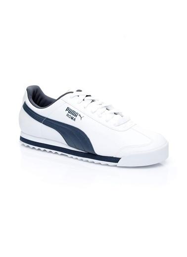 Puma Spor Ayakkabı Beyaz